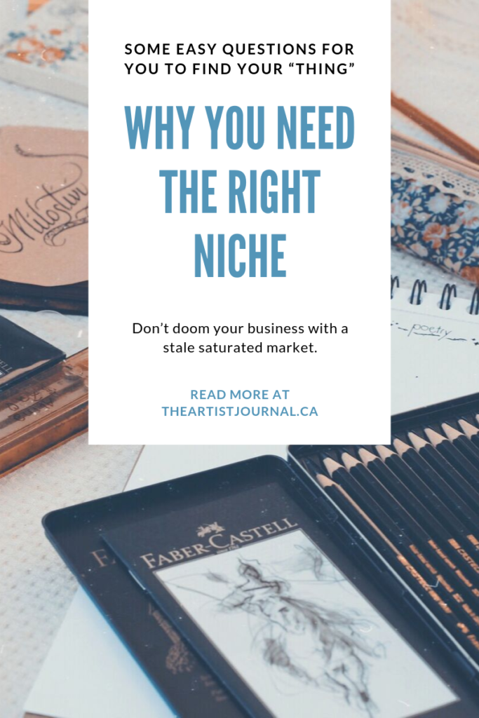 Why You Need The Right Niche Pinterest Title Card