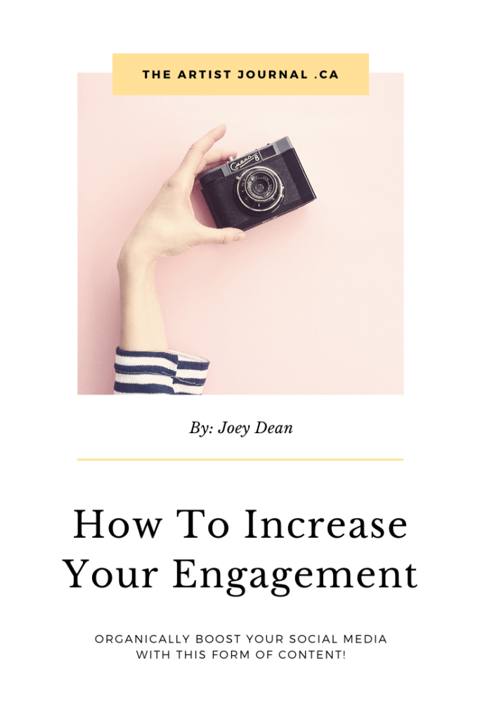 How to increase engagement Live-streaming - Pin title card