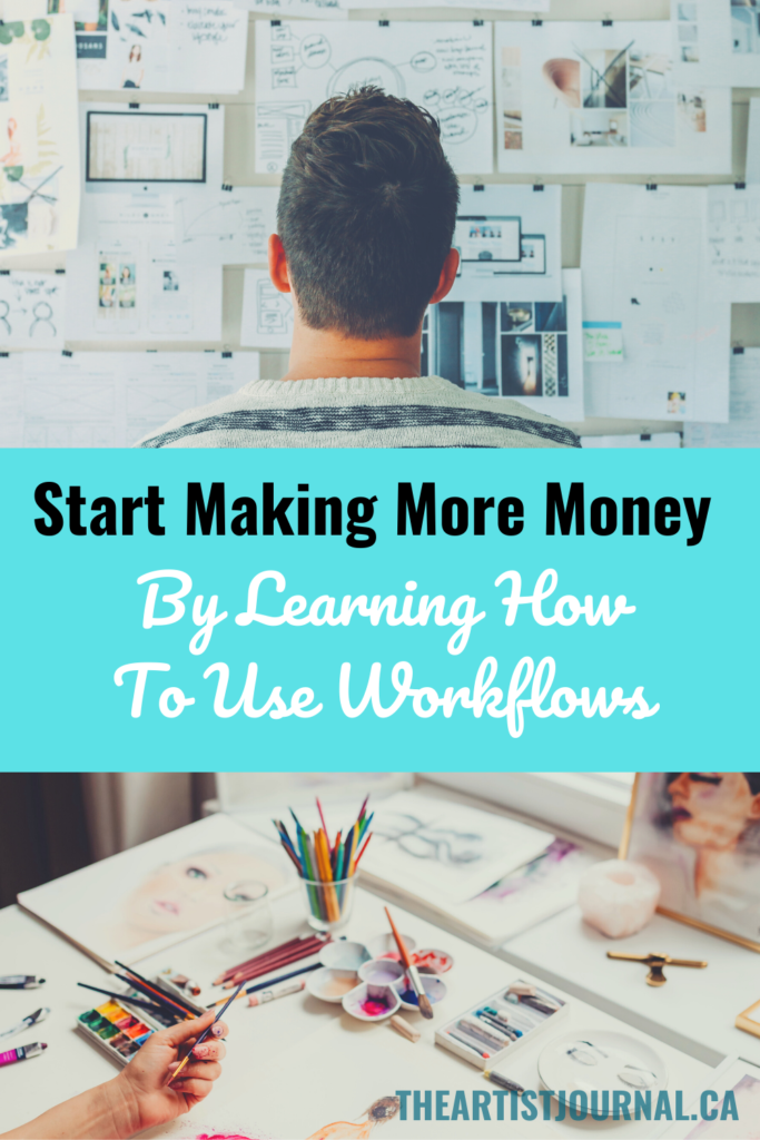 Start making more money by learning how to use workflow